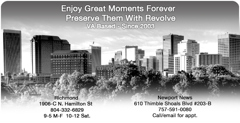 Revolve is a full service digital media solutions provider located in historic Richmond, VA.